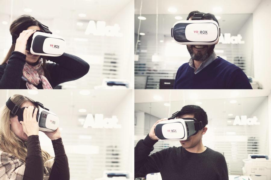 Tour virtual 360 despacho Aliat asesores