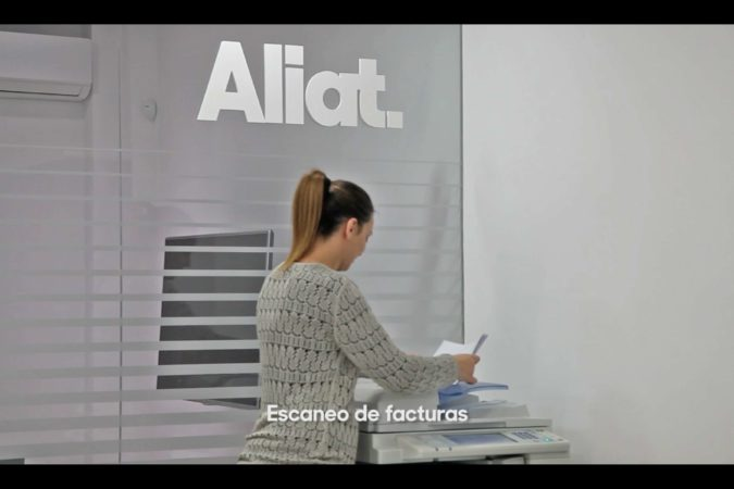 Aliat asesores – Interpretación de facturas